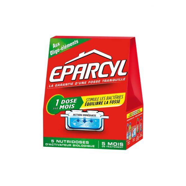 Bioactivator Eparcyl Nutridose